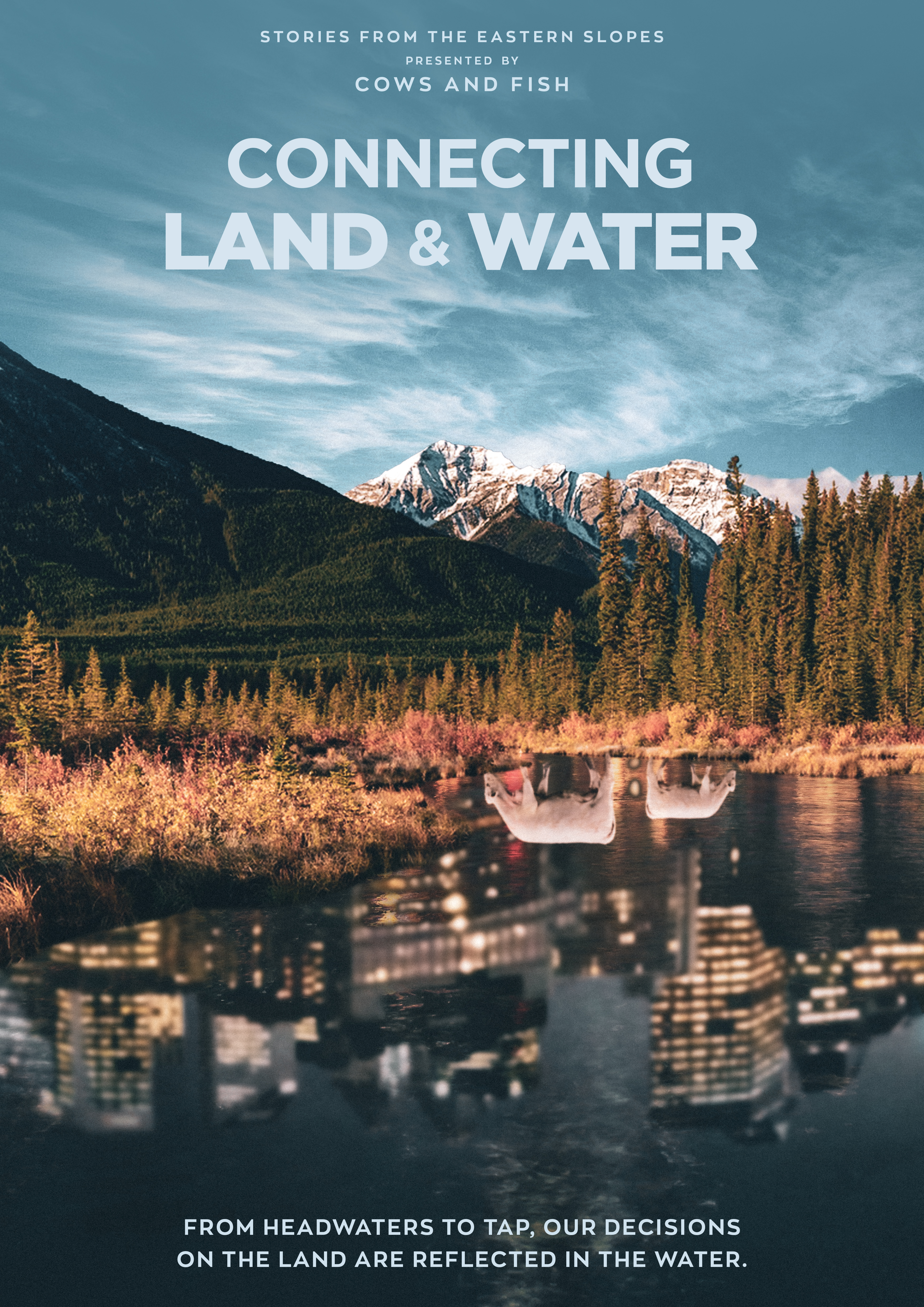 Connecting Land and Water - Stories from the Eastern Slopes Film Screening