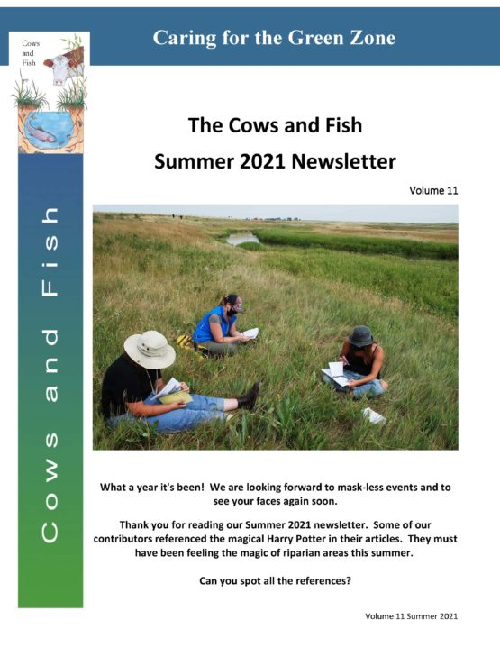 Cows and Fish Summer 2021 Newsletter_Page_01