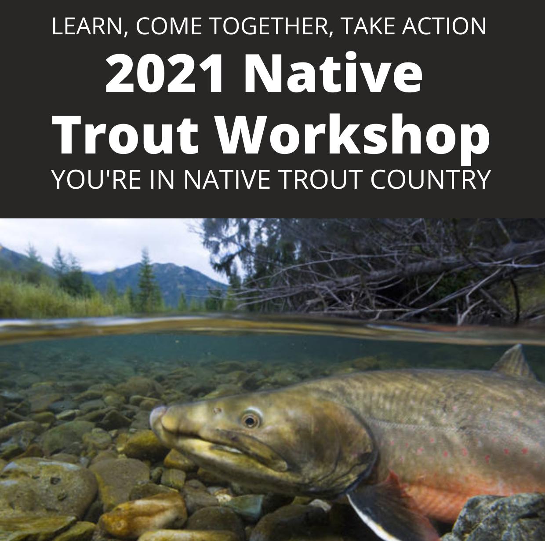 2021 Native Trout Workshop